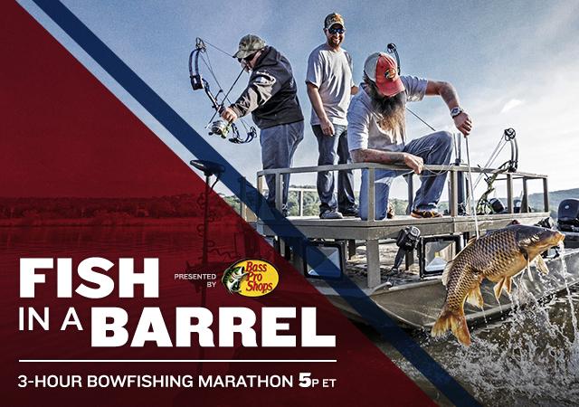 Fish in a Barrel My Saturday Marathon