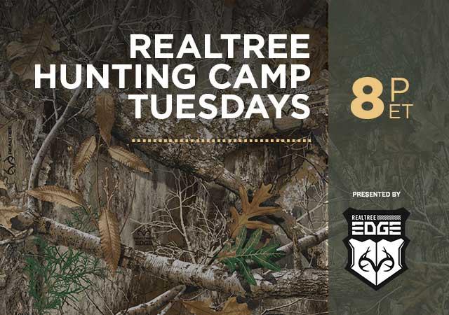 Realtree Hunting Camp Tuesdays