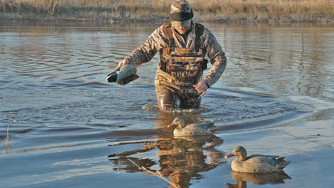 What is a decoy for hunting 27