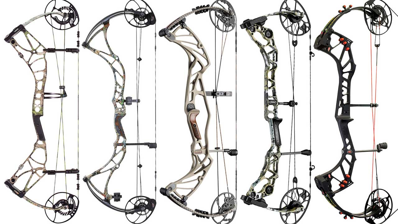 new-compound-hunting-bows-5-models-2017