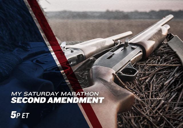 My Saturday Marathon Second Amendment