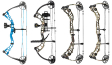 Compound Bows for Youth and Women