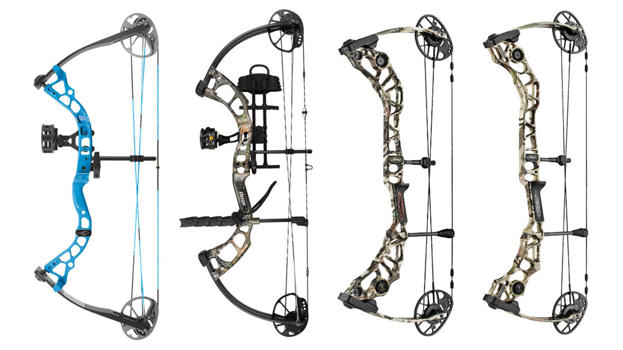 Compound Bows for Women and Youth