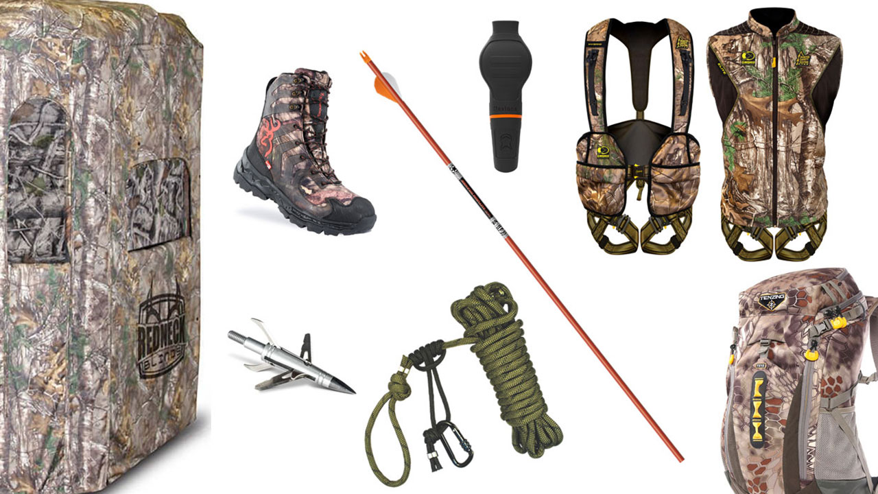 First Look at New Bowhunting Gear for 2017