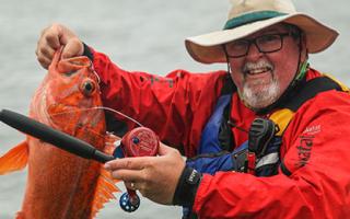 Extreme Kayak Fishing Challenge with Jim Sammons