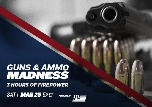 Guns & Ammo Madness