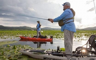 Knot Right Kayak Fishing with Chad Hoover