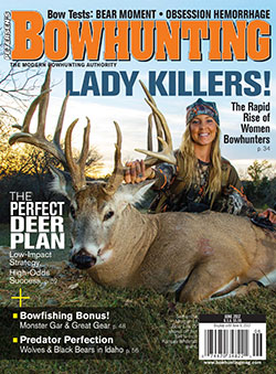 "Subscribe to ""Petersen's BOWHUNTING"""