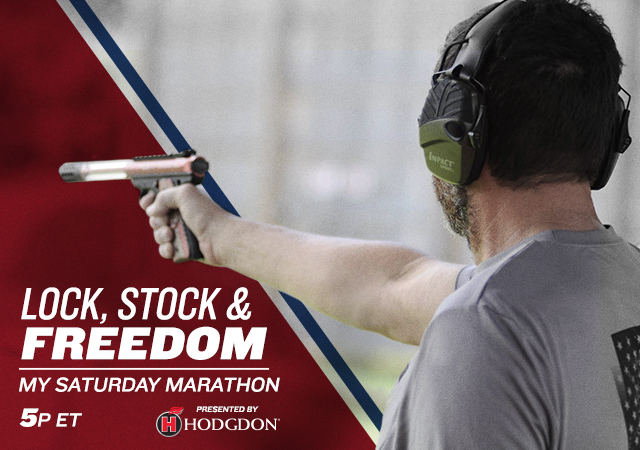 My Saturday Marathon Lock, Stock & Freedom Presented by Hogdon