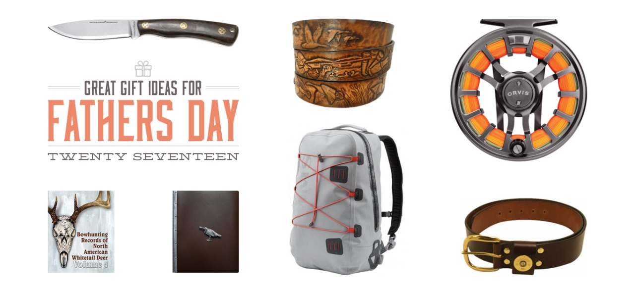 Unique Outdoor Gift Ideas for Dad on Father's Day