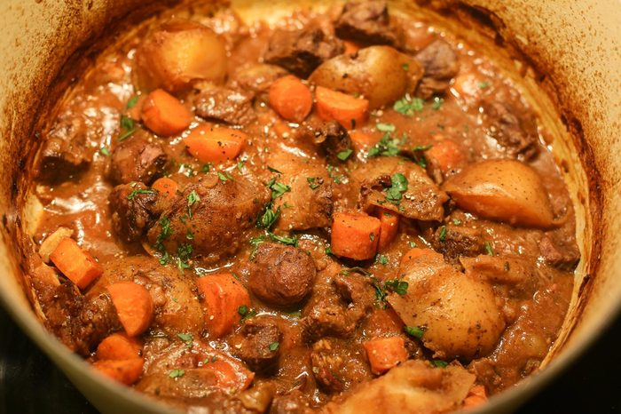 Venison and Wild Mushroom Stew Recipe (Jenny Nguyen photo)