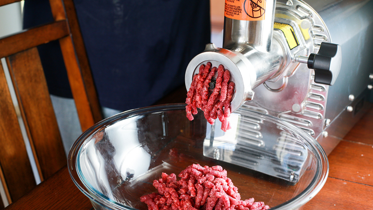 How to Grind Venison and Other Wild Game