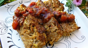 Mexican Venison Meatloaf Recipe