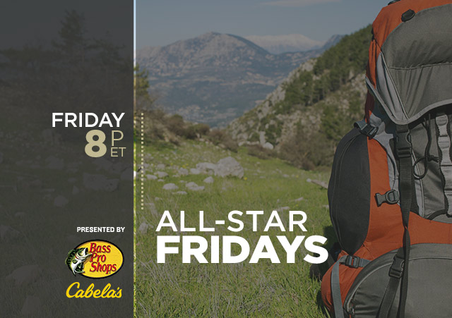 All-Star Fridays Presented by Bass Pro Shops