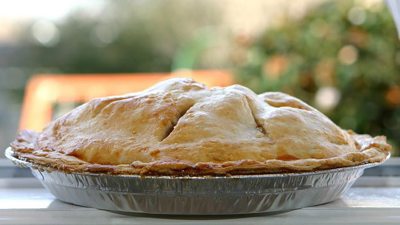 Perfect Homemade Pie Crust Recipe