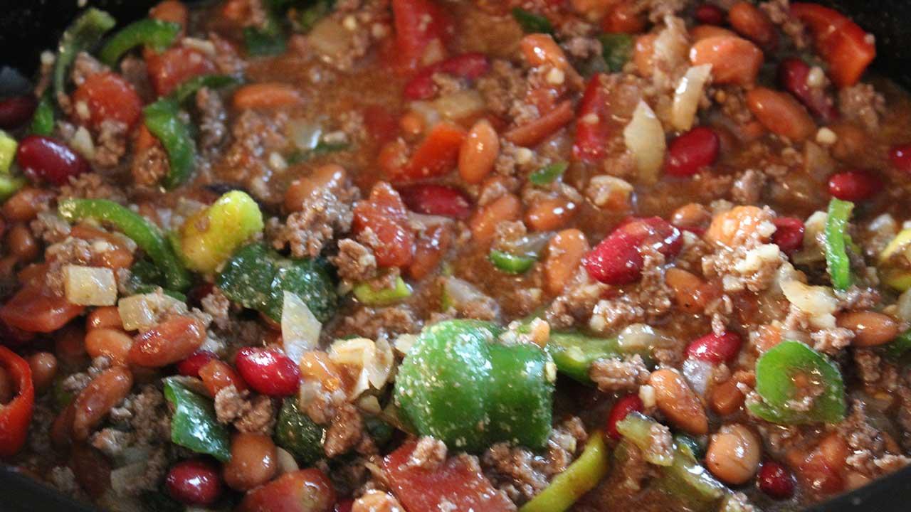 Easy-to-Make Venison Chili Recipe
