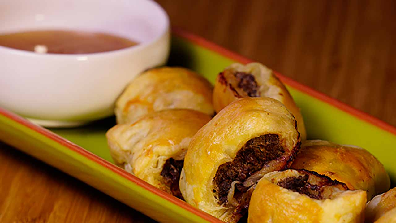 Venison Sausage Rolls Recipe