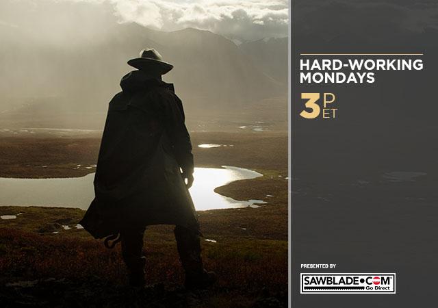 Hard-Working Mondays Presented by Sawblade.com
