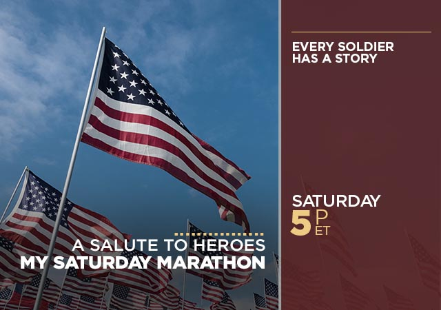 My Saturday Marathon A Salute to Heroes