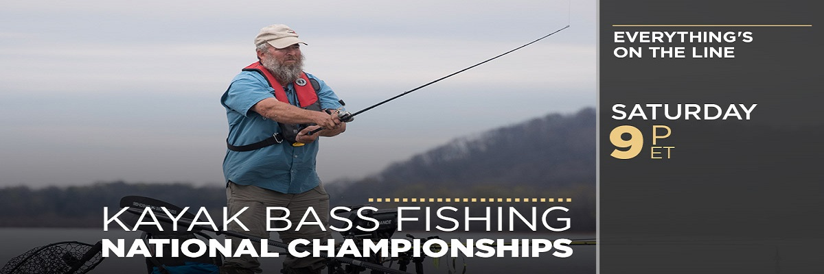 Kayak Bass Fishing National Championships