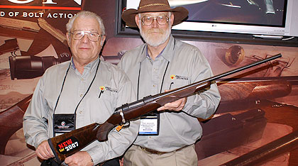 A Look Back At SHOT Show 2007
