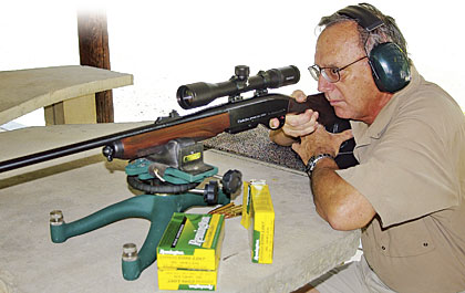 The model 750 is the latest in Remington's evolution of the modern semiauto hunting rifle.