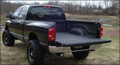 Rhino Linings now offers four different products for your truck bed liner.