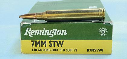 Hornady American Whitetail Ammo 7mm Remington Mag 139 Grain Interlock