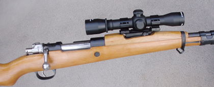 Bolt-action rifles continue to evolve, but have they really improved on Paul Mauser's design?