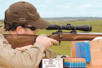 By Joseph von Benedikt    Nosler Custom's new .204 load performs spectacularly in the