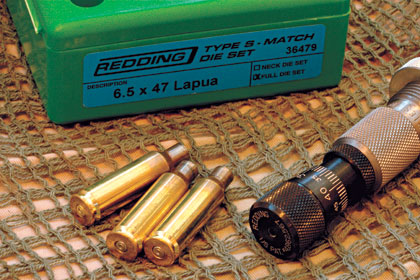 Even U.S. shooters like this state-of-the-art long-range 6.5 cartridge. Here's why.