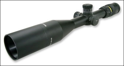 Trijicon's AccuPoint 5-20x50 Riflescope Allows Shooters Longer Range Shots