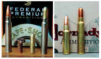 The real difference with today's new magnum cartridges lies not in the rounds themselves but in the rifle/cartridge combos they make possible.