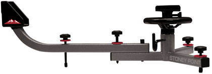 New Stoney Point Bench Anchor Adjustable Shooting Rest