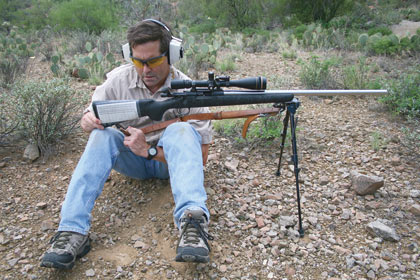 Two of the most valuable accessories available to the field accuracy nut are the sling (military type) and the bipod.