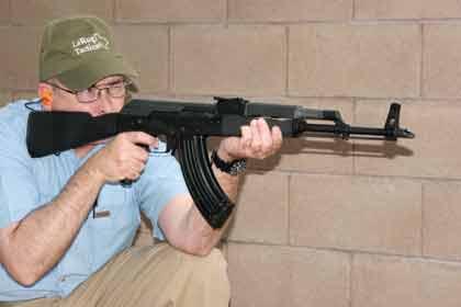 Comparing Kalashnikovs