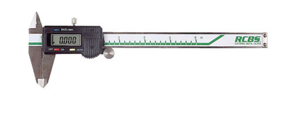 RCBS Digital Calipers