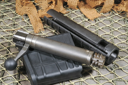 If your field of dreams calls for long shooting, Barrett's .338 Lapua might just be the ticket.