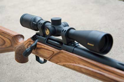 The latest extension of T/C's bolt gun line offers tack-driving accuracy just in time for varmint season.