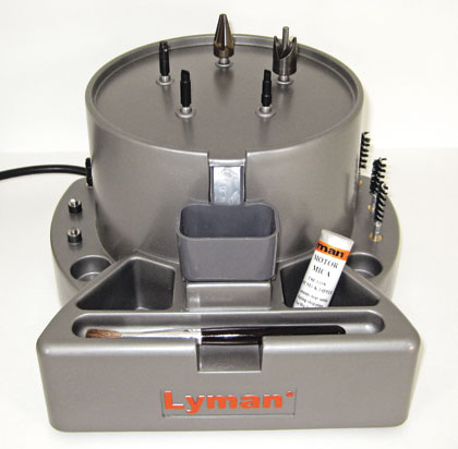 Check out this new reloading case prep from Lyman.