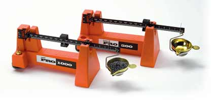 The new Pro 500 and 1000 are updated with high-impact styrene bases.