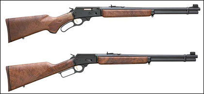 Marlin Offers Limited Deluxe Lever-Action Rifles