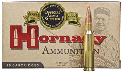 By J. Scott Rupp    Two leading ammo companies recently developed loads specifically