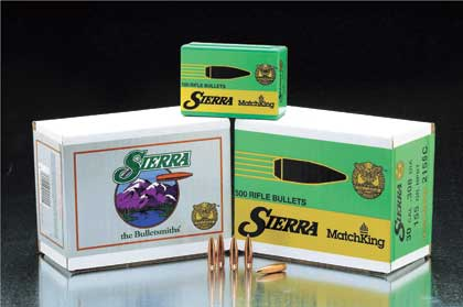 Sierra Matchking Palma Bullet