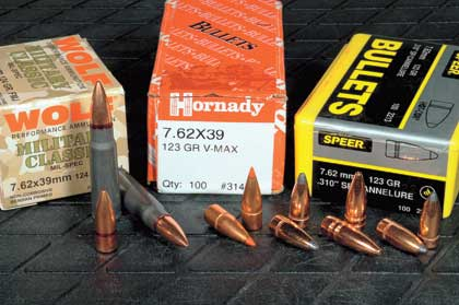 How to up the performance of 7.62x39 ammunition on the cheap.