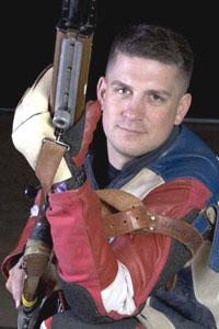 Sgt. 1st Class Jason Parker