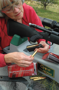 Redefining Rifle Ammunition