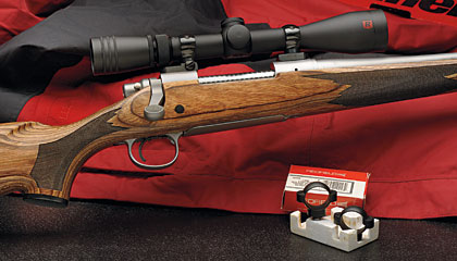 In 1985, Remington introduced the now-famous Mountain Rifle...