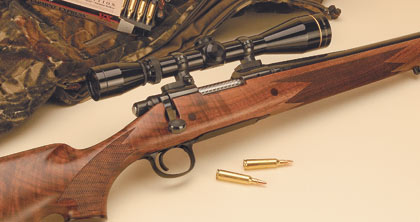 "Mention the words ""custom rifle"" to any dedicated hunter and watch him immediately go into a dream-like trance."