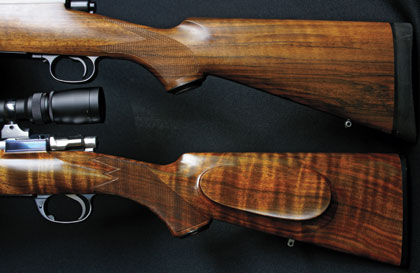 Is Your Rifle Stock Lacking?